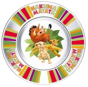 Купить Посуда и принадлежности, Тарелка ОСЗ Disney Король Лев, 19, 6 см (16с1914 4ДЗ Король Лев)