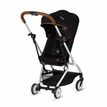 Купить Детские коляски, Прогулочная коляска Cybex Eezy S Twist Denim Lavastone Black, черный (519001543), Германия, Черный