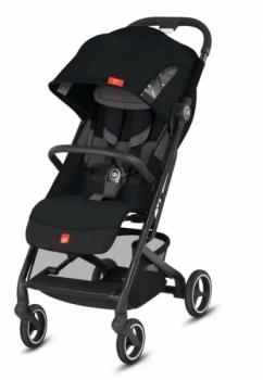 Купить Детские коляски, Прогулочная коляска GB Qbit+ B All-City Velvet Black, черный (619000151), Германия, Черный