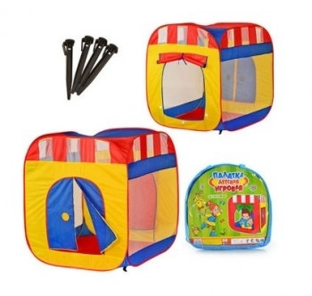 Купить Игровые палатки и домики, Детская игровая палатка Bambi M 0505 (21371), Other, Китай