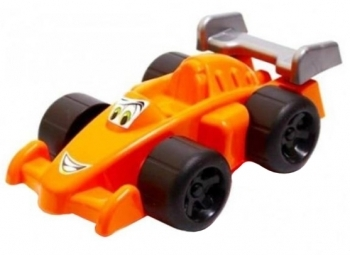 Игрушка ТехноК Формула Максик, оранжевый (1165)
