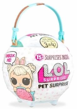 Купить Фигурки, куклы и игрушки-антистресс, Игровой набор L.O.L. Surprise Любимец Big Банни (566649), Китай
