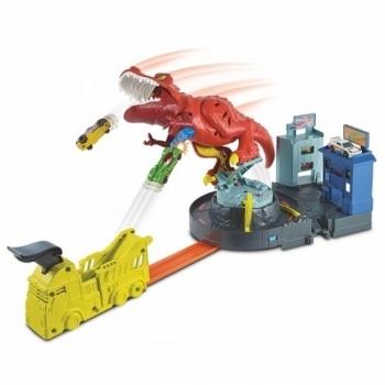 Игровой набор Hot Wheels Голодный Ти-рекс (GFH88)