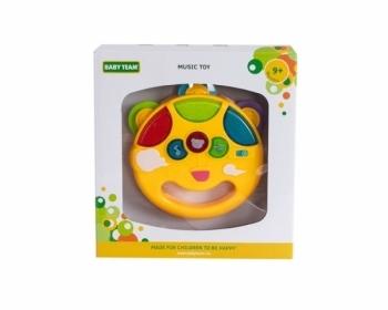 Купить Интерактивные и музыкальные игрушки, Игрушка музыкальная Baby Team Бубен (8627 бубен), Китай