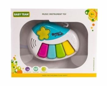 Купить Интерактивные и музыкальные игрушки, Игрушка музыкальная Baby Team Пианино (8625 пианино), Китай