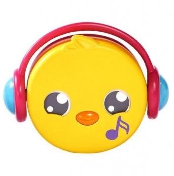 Купить Интерактивные и музыкальные игрушки, Свисток Tomy Музыкальная птичка, желтый (T72813C-3), Желтый