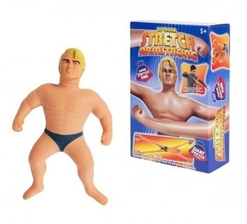 Купить Фигурки, куклы и игрушки-антистресс, Растягивающаяся фигурка Stretch Армстронг Стретч (120483)