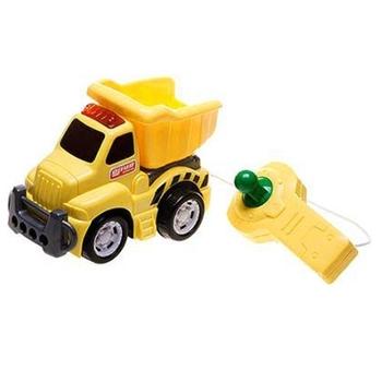 Купить Игрушечный транспорт, Самосвал Keenway на дистанционном управлении, 17 см (K13201), Желтый