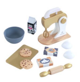 Игровой набор KidKraft Кухонный Миксер Modern Metallics (53535, Белый
