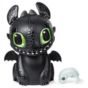 Купить Фигурки, куклы и игрушки-антистресс, Фигурка Spin Master Как приручить дракона 3 Беззубик в яйце (SM66631), Китай