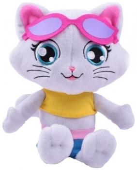 Купить Мягкие игрушки, Мягкая игрушка 44 Cats Миледи с музыкой, 20 см (34242), Гонконг