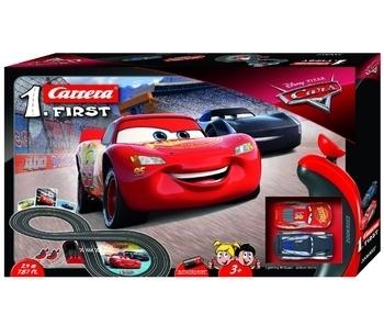 Трек Carrera First DisneyPixar Тачки (CR-20063022)