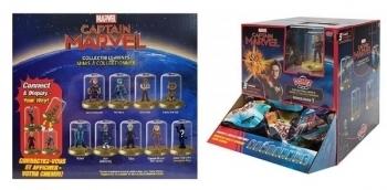 Купить Фигурки, куклы и игрушки-антистресс, Игровая фигурка-сюрприз Jazwares Domez Marvel's Captain Marvel S1 (1DMZ0147), Китай