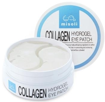 Купить Маски для лица, Патчи для кожи вокруг глаз Misoli Collagen Eye Patch с коллагеном, 60 шт., Южная Корея