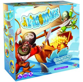 Купить Настольные игры и опыты, Настольная игра Splash Toys Все на борт (ST30127), Китай