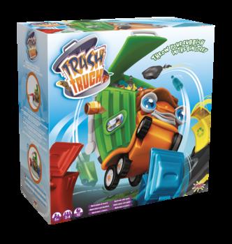 Купить Настольные игры и опыты, Настольная игра Splash Toys Мусоровоз (ST30122), Китай