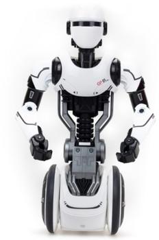 Купить Интерактивные и музыкальные игрушки, Робот-андроид Silverlit O.P. One, черный с белым (88550), Гонконг, Черный