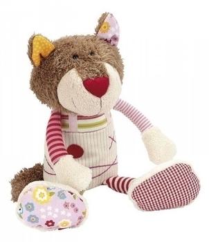 Купить Мягкие игрушки, Мягкая игрушка Sigikid Кот, 30 см (38436SK), Германия