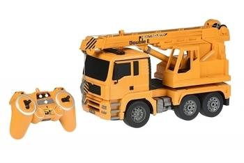 Купить Игрушечный транспорт, Машинка на радио управлении Same Toy Подъемный кран (E516-003)