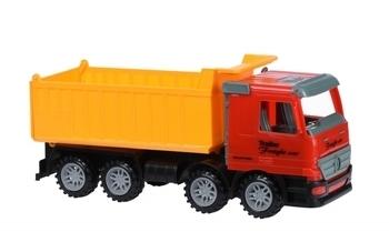 Машинка инерционная Same Toy Super Comaination Самосвал, красный (98-81Ut-1)