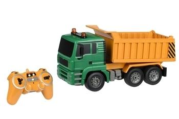 Купить Игрушечный транспорт, Машинка на радио управлении Same Toy Самосвал 1:20 (E520-003)