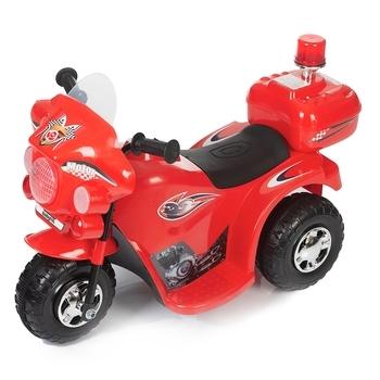 Купить Детский транспорт, Детский электромотоцикл Babyhit Little Biker Red, красный (71 632), Китай, Красный