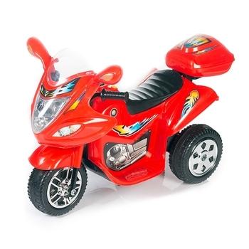 Купить Детский транспорт, Детский электромотоцикл Babyhit Little Racer Red, красный (71 629), Китай