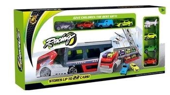 Игровой набор Qunxing Toys Трейлер (P856-A)