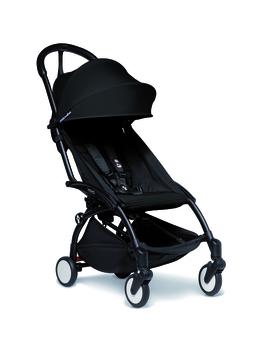 Купить Детские коляски, Прогулочная коляска BabyZen YoYo 2 Black, с черной рамой, черный (BZ10109-02/BZ10104-05), Китай, Черный