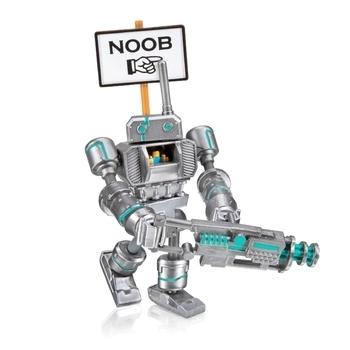 Купить Фигурки, куклы и игрушки-антистресс, Игровая фигурка Jazwares Roblox Imagination Figure Pack Noob Attack Mech Mobility W7 (ROB0271), Китай