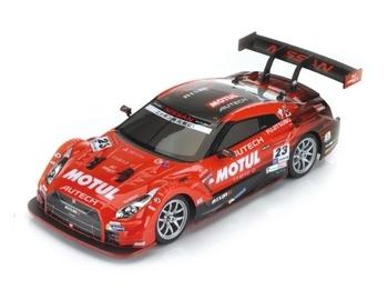 Автомобиль на радиоуправлении Autobacs Super GT Nissan (20124GS)