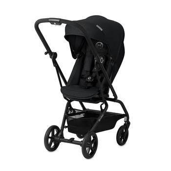 Купить Детские коляски, Прогулочная коляска Cybex Eezy S Twist Lavastone Black, черный (519003437), Китай