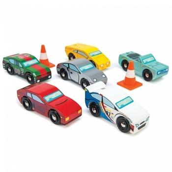 Игровой набор спортивных автомобилей Le Toy Van Монте-Карло (TV440)