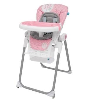 Купить Стульчики для кормления и бустеры, Стульчик для кормления Baby Design Lolly-08 2017, розовый (20782)