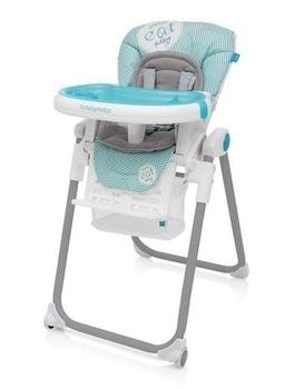 Купить Стульчики для кормления и бустеры, Стульчик для кормления Baby Design Lolly-05 2017, бирюзовый (20780)