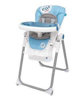 Купить Стульчики для кормления и бустеры, Стульчик для кормления Baby Design Lolly-03 2017, голубой (20779)