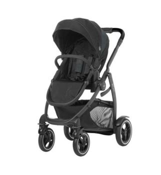 Купить Детские коляски, Прогулочная коляска Graco EVO ХТ Black Grey, черный (6CM99BGRE)