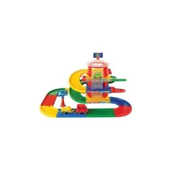 Гараж Wader Play Tracks Garage 3 этажа (53030)