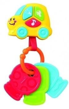 Развивающая игрушка PlayGo Музыкальные ключи PlayGo  . Pampik