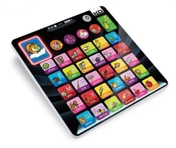 Игрушка Kidz Delight Мой планшет-азбука Kidz Delight