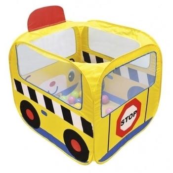 Купить:  Домик-палатка с шариками Ks Kids Школьный автобус Ks Kids