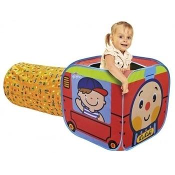 Купить:  Домик-палатка с туннелем Ks Kids Вокзал Ks Kids