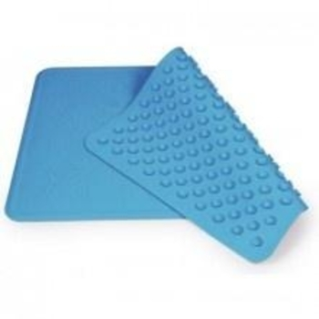Противоскользящий коврик Canpol в ванну большой, 34х55 см, синий (9/051) Canpol babies