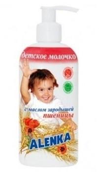 Купить:  Молочко Аленка с маслом зародышей пшеницы, 200 мл Аленка