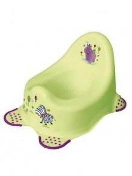 Горшок Keeeper (Prima Baby) Hippo, зеленый (8648G) Keeeper