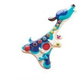 Купить со скидкой Музыкальная игрушка Battat Пес гитарист