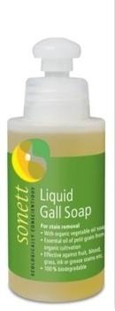 Концентрированное органическое желчное жидкое мыло для удаления пятен Sonett, 120 мл Sonett