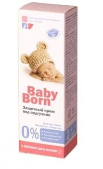 babyborn Крем под подгузник BabyBorn, 75 г