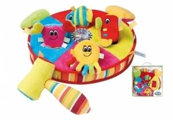 Развивающая игрушка с молоточком Canpol babies Разноцветный океан Canpol babies