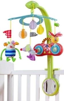 Музыкальный mp3 мобиль Taf Toys Магнитофон Куки   Купить в интернет ... 0aa5cb19d10
